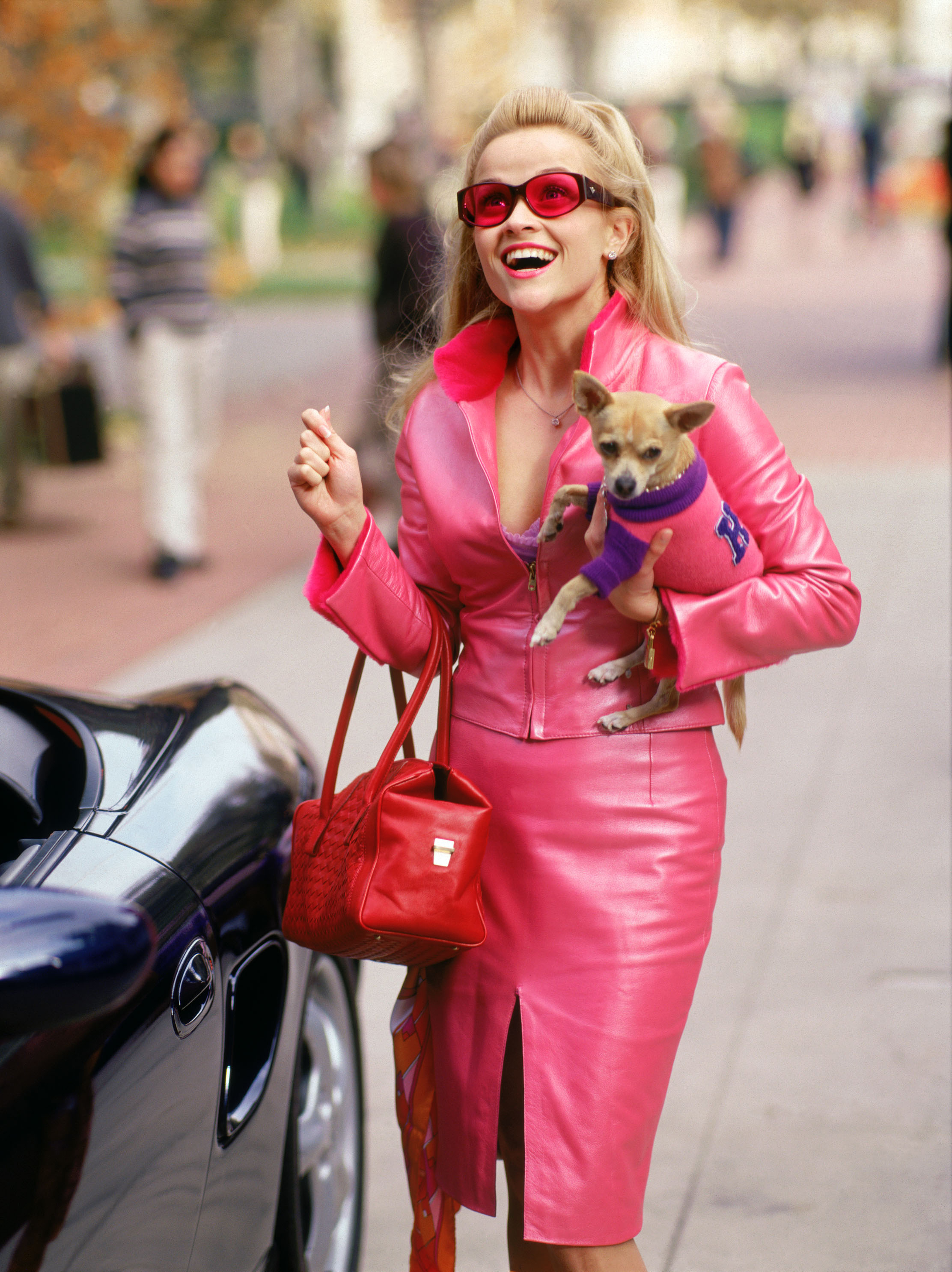Elle In Legally Blonde 85