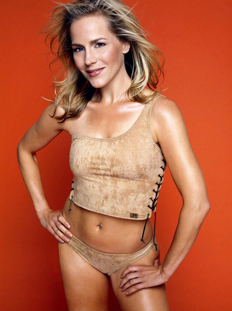 Bikini julie benz Julie Benz