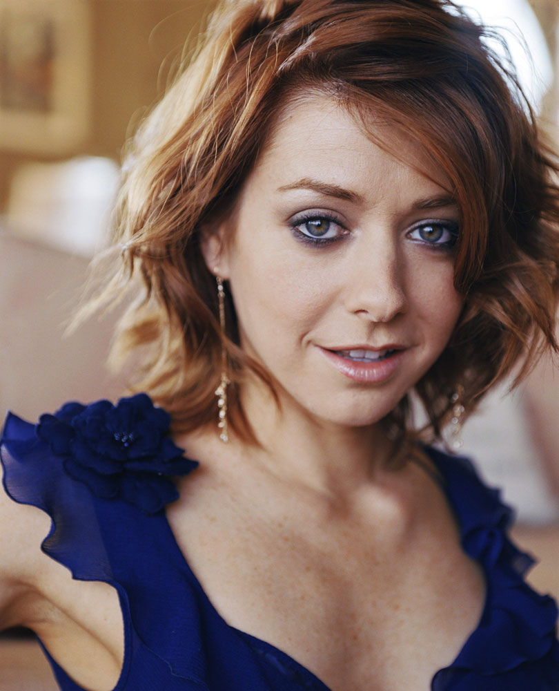 Alyson Hannigan Photoshoot sweetandtalented- your online source for celebrity photos